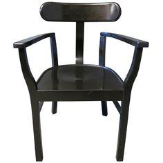 1stdibs   Lajos Kozma Desk Chairs