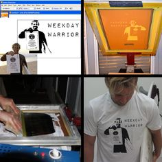LEARN How To Screen Print Your Own Surf Tees