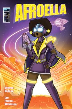 Inspiring Galactic Diversity: Space-Faring Women of Color in Sci-Fi & Comics | GEEK OUTSIDER