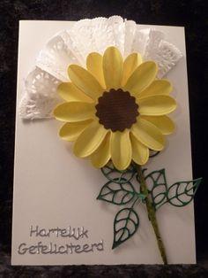 178 gefeliciteerd met een bloemetje