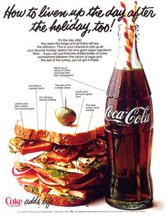 Coca-cola old, year 1978