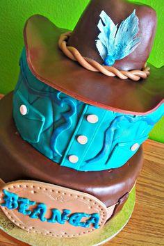 $125 - Western Cake