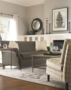 Living room - gray
