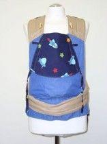 Fräulein Hübsch Babysize Blau Galaxy Backpacks, Fashion, Blue, Moda, La Mode, Women's Backpack, Fasion, Backpack, Fashion Models