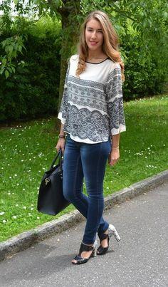 Bonjours à tous !  Nouveau look sur le blog avec mes sublimes nouvelles chaussures de chez Minelli ! J'espère que vous aimerez !