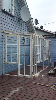 Urter & Kanari: Bygge eget drivhus