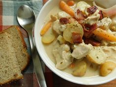 Slow cooker chicken stew - Drizzle Me Skinny!Drizzle Me Skinny!