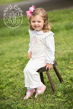 Violet's Vintage Overall - Palmetto Pearl Corduroy