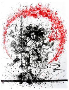 Shiva | Colourentice by Shekhar Ballari