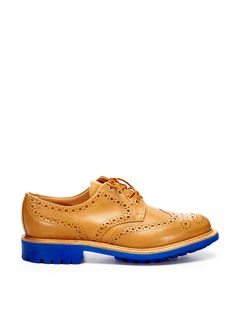 Waxy Brogues by Mark McNairy I love these! He probably won't but they'll grow on him! Ha!!