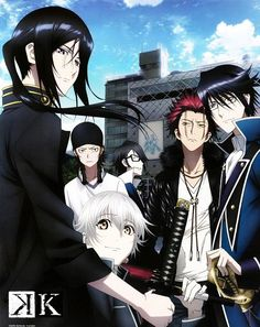 K Project one of the most make you fall in love and then have you curled up on the floor cryign shows ever.