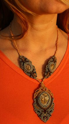Hey, I found this really awesome Etsy listing at https://www.etsy.com/ie/listing/288245619/lovely-handmade-macrame-necklace-with