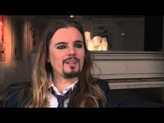 Apocalyptica interview - Perttu Kivilaakso (part Interview, Youtube, Fictional Characters, Fantasy Characters, Youtubers, Youtube Movies