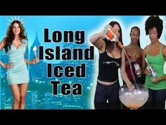 this guy is gonna get me in trouble..3 Gallon Long Island Iced Tea - TipsyBartender