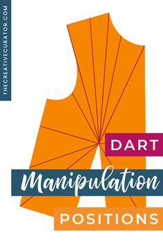 There are many positions that you can manipulate darts to on the women's front bodice - and this article explains all those dart positions. Whether you want to transfer a dart from the waist to the fr Dart Manipulation, Sew Your Own Clothes, Sewing Clothes, Diy Clothes, Easy Sewing Patterns, Bag Patterns To Sew, Drawstring Bag Pattern, How To Make Skirt, Pattern Drafting