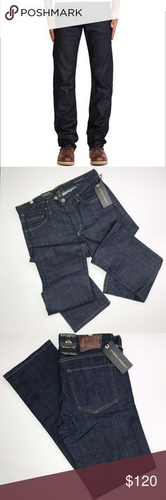 374e8da69bf Citizens of Humanity The Sid Men's Jeans New with tags || Ultimate Dark Wash