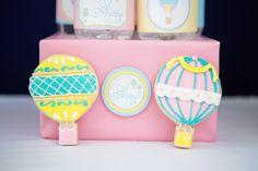 Hot Air Balloon Party – Wallternatives Fabric Decals