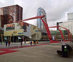 #Schouwburgplein #Rotterdam #TheNetherlands Fotograaf Peter van der Sluis