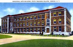 Park Hall   SUNY Oswego c. 1932