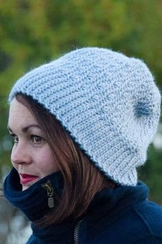 You're going to love the crochet Løv Slouchy Beanie, because it's so fun & textured. It also come in sizes from months to adult man. Slouchy Beanie Pattern, Crochet Beanie, Crochet Hats, Easy Crochet Patterns, Free Crochet, Best Christmas Gifts, Ear Warmers, Hats For Men, Headbands