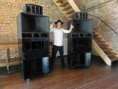 horn system speakers altec
