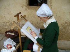 Diu Minnezît - Liturgische Stickerei