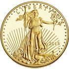 2015 1/4 oz American Gold - thumbnail