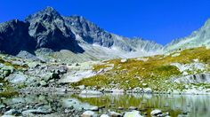 High Tatras Slovakia nature, lake