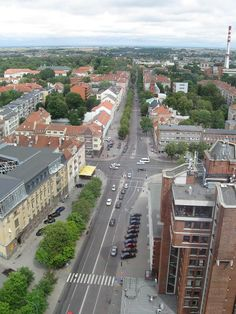 Above the city - Klaipeda, Klaipedos