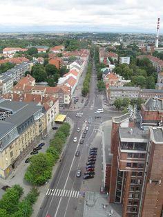 Above the city - Klaipeda, Klaipedos