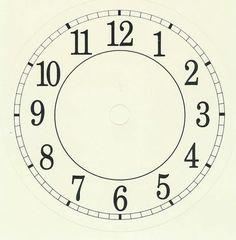 Клад для творчества. ЧАСЫ И ЦИФЕРБЛАТЫ. Шаблоны. Обсуждение на LiveInternet - Российский Сервис Онлайн-Дневников Clock Template, Face Template, Clock Craft, Diy Clock, Clock Ideas, Rustic Wall Clocks, Wood Clocks, Clock Face Printable, Victorian Clocks