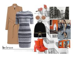 A fashion look from November 2016 featuring body con dress, camel coat and buckle boots. Browse and shop related looks. Soutache Earrings, Shoe Bag, Polyvore, Stuff To Buy, Bags, Etsy, Shopping, Clothes, Collection