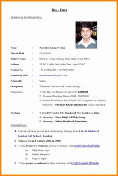 Wedding Resume Format Elegant Marriage Pdf Within Marriage Biodata Template For Boy, best images Wedding Resume Format Elegant Marriage Pdf Within Marriage Biodata Template For Boy Added on Example Resume Template