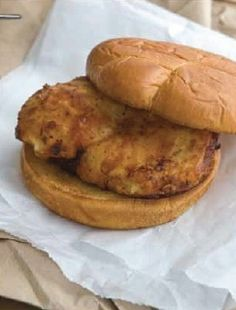 Closed On Sunday Chicken Sandwich from Gunshow.  It's their take on Chick-fil-a's sandwich and it is damn good.