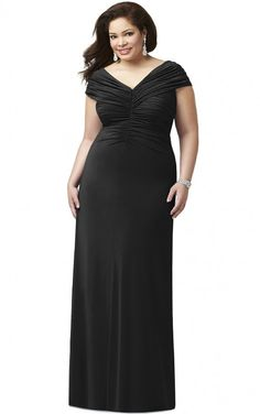 Floor-length Polyster Zipper A-line Bridesmaid Dresses