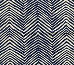 Lynn Chalk - Quadrille Alan Campbell Petite Zig Zag Navy on Tint, $123.90 (http://store.lynnchalk.com/quadrille-alan-campbell-petite-zig-zag-navy-on-tint/)