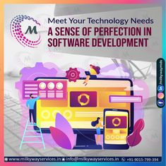 Software Development Meet your technology Needs A sense of perfection in Software Development Call ☎️ at : +91-9015-799-394 . For more information about service visit our site right now- . . #software #softwaredevelopment #softwaredesign #development #technology #developer #customsoftware #webdesign #websitedevelopment #startup #website #schoolsoftware #erpsoftware #hrmsoftware #ecommerce #businessapp #business #itcompany #branding Software Development, Toy Chest, Ecommerce, Web Design, Branding, Meet, Technology, Website, School