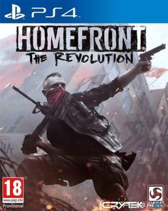 Homefront The Revolution Game PS4 | DarKGamer 1