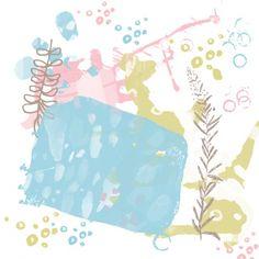 Yin Fan Huang | Make It In Design | Surface Pattern Design | Summer School | Water Rays | Advanced brief 1