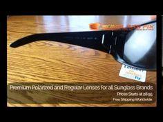 Arnette La Pistola Sunglasses, How to replace the Lenses