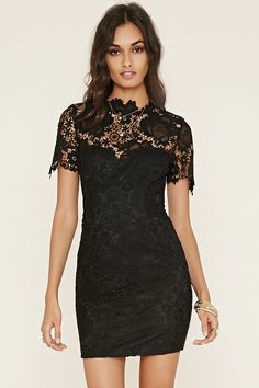 Shop Forever 21 for the latest trends and the best deals this is an incredible buy this black lace shorts sleeve dress. Perfect for any upcoming event, and the cost makes it easy by. Go online and make this purchase it's very affordable and it will be ago to dress