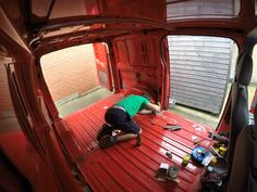 When looking into buying a van you have to be prepare to find rust somewhere on that type of vehicle, this can be due to its age or the ways it been treated in the past. Dont be discouraged on purc… Van Conversion Project, Rust Prevention, Van Life, Treats, Interior, Projects, Sweet Like Candy, Indoor, Goodies