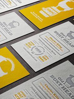 Aslan brewing pinterest business cards logo branding and logos old bust head business cards colourmoves