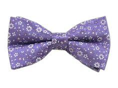 Milligan Flowers - Lavender (Bow Ties)