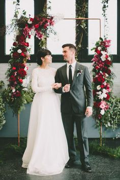 Blog - Inspiration: Wedding Ceremony Backdrops  #weddingideas #cocomelody #weddinginspiration #weddingblog