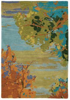 RugStudio Company C Landscape area rug