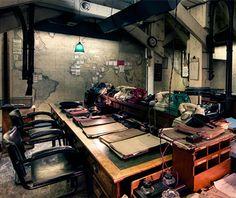 World's Coolest Underground Wonders: Cabinet War Rooms,Cabinet War Rooms, London
