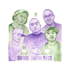 Invisible Skratch Piklz - Kindred Journey, Asian Heritage month, DJs, Turntablist, Filipino American, Hip hop, scratching #turntablist #djs #scratching