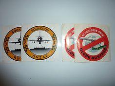 RNZAF stickers