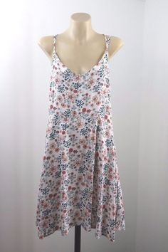 NWT Size L 14 Ladies Sun Dress Tunic Casual Floral Boho Chic Feminine Design #CottonOn #Sundress #Casual